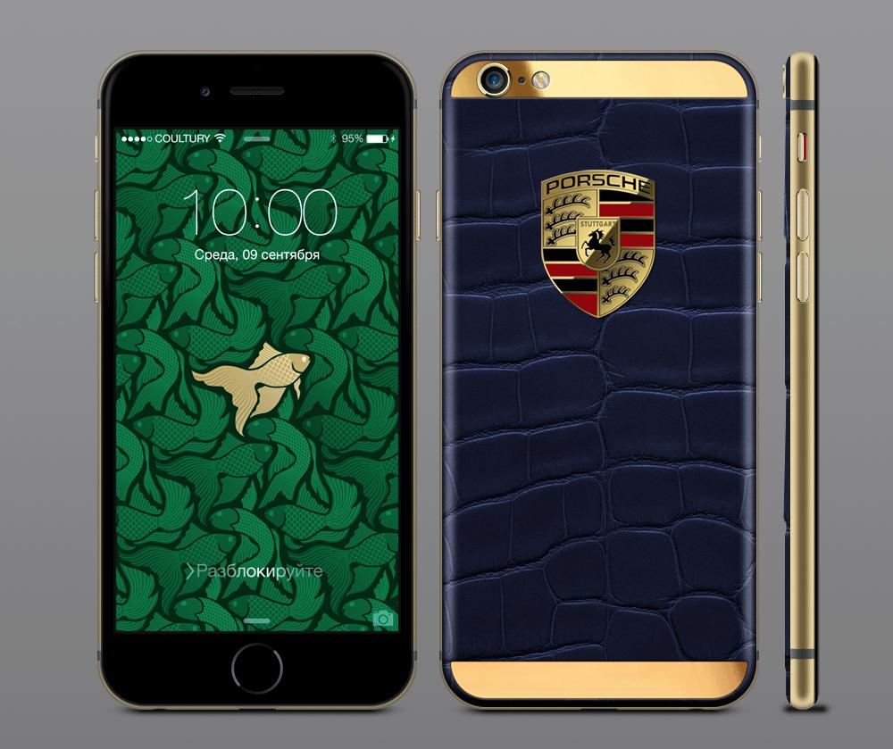 iPhone 6s Porsche