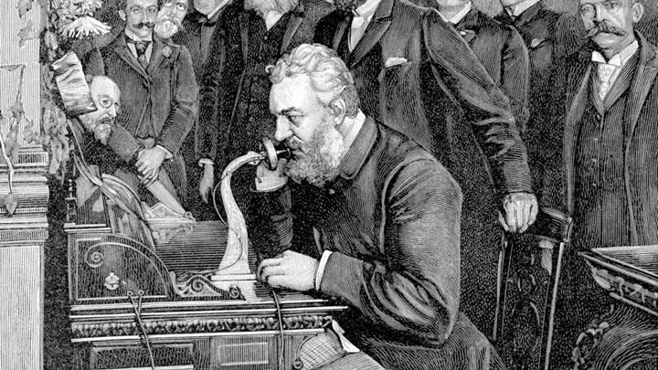 До «современной эры» — кабельные телефонные сети