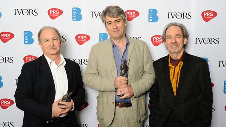 Награды кинокомпозитора