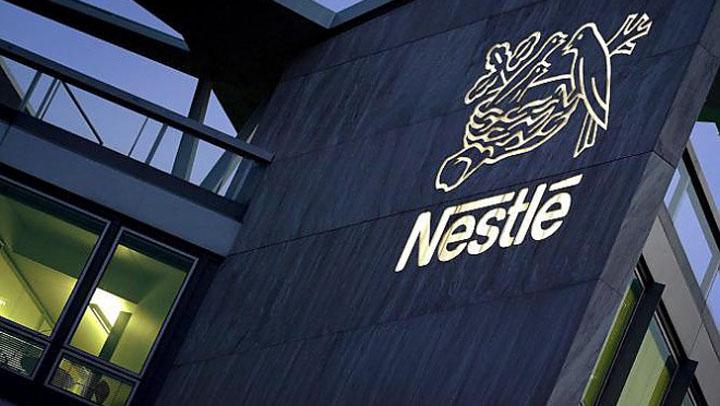 Первые успехи в Nestle