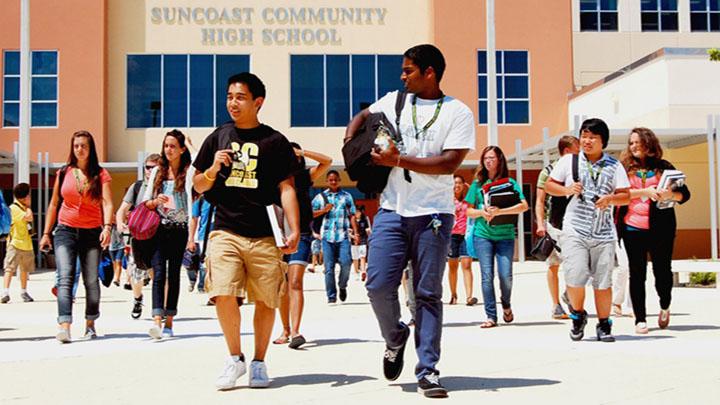 Старшая школа Санкоста — стандарты академического образования