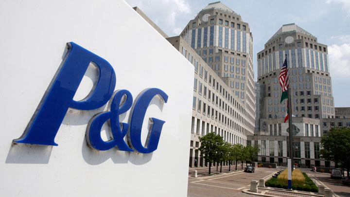 Procter & Gamble — начало карьеры