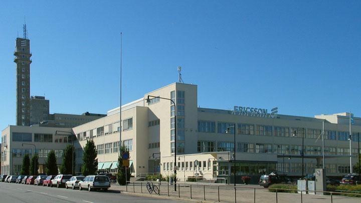 Ericsson — колыбель мастерства