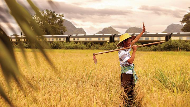 Юго-Восточная Азия вместе с Vertu Life и Eastern and Oriental Express