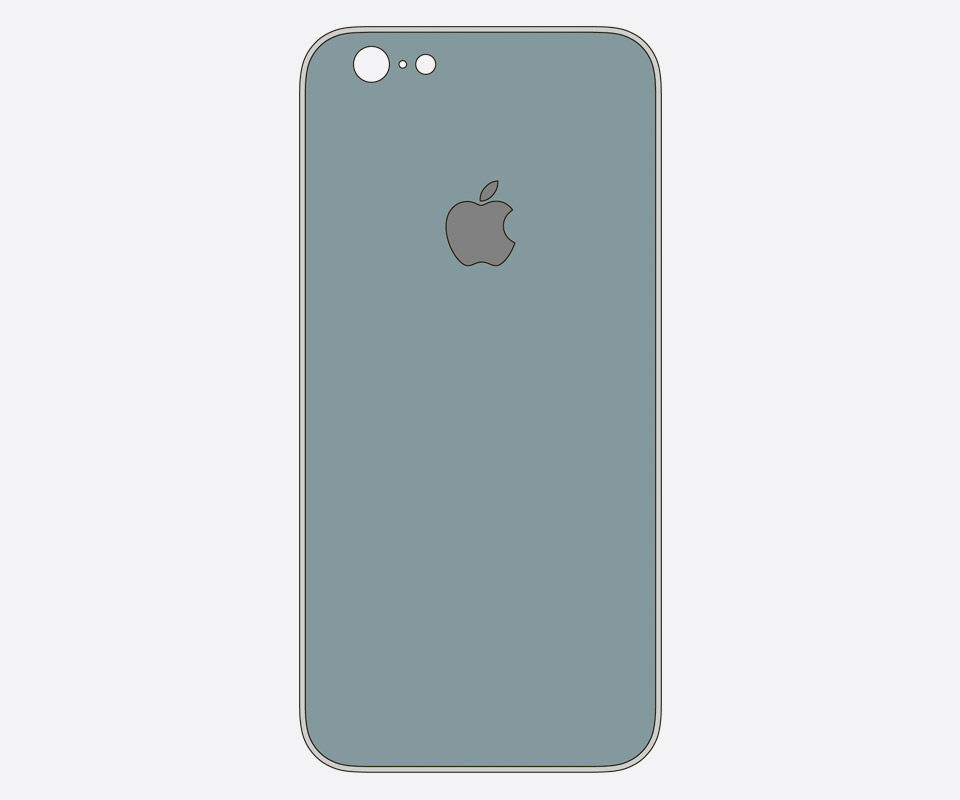 Моддинг iPhone — конструкция #1