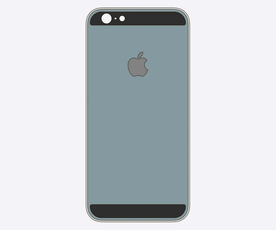 Моддинг iPhone — конструкция #2
