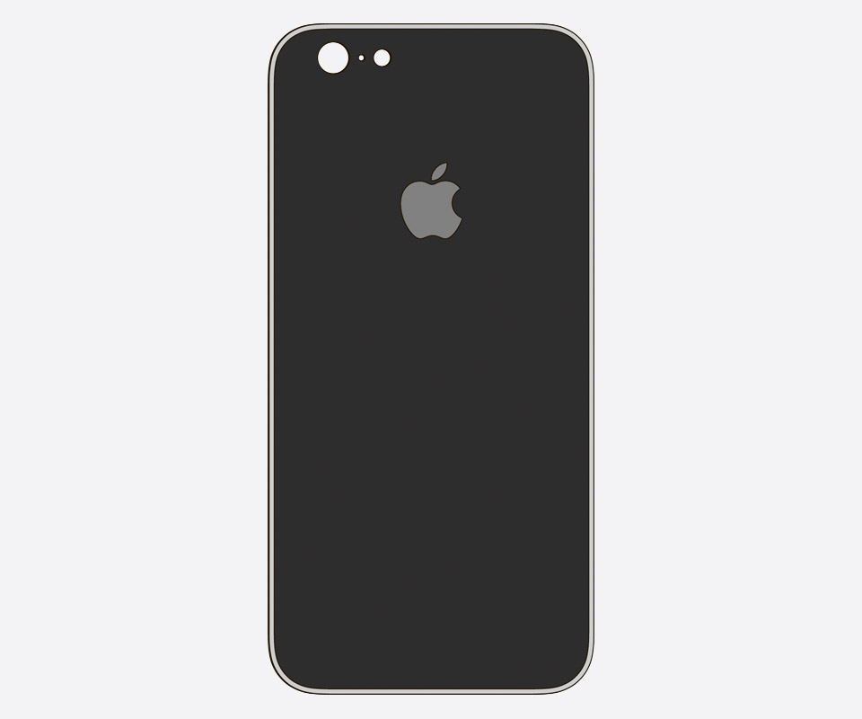 Моддинг iPhone — конструкция #3