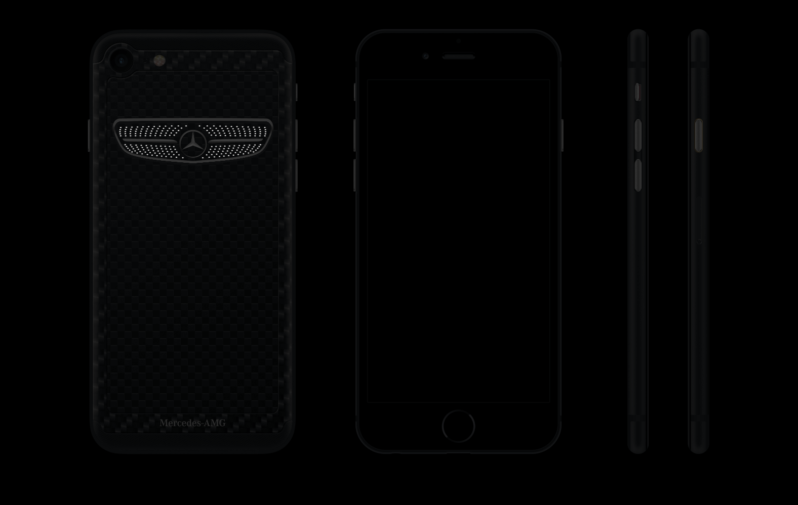 iPhone 7 Mercedes-Benz AMG