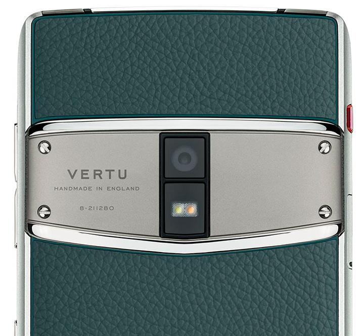 Задняя панель Vertu Signature Touch 2017