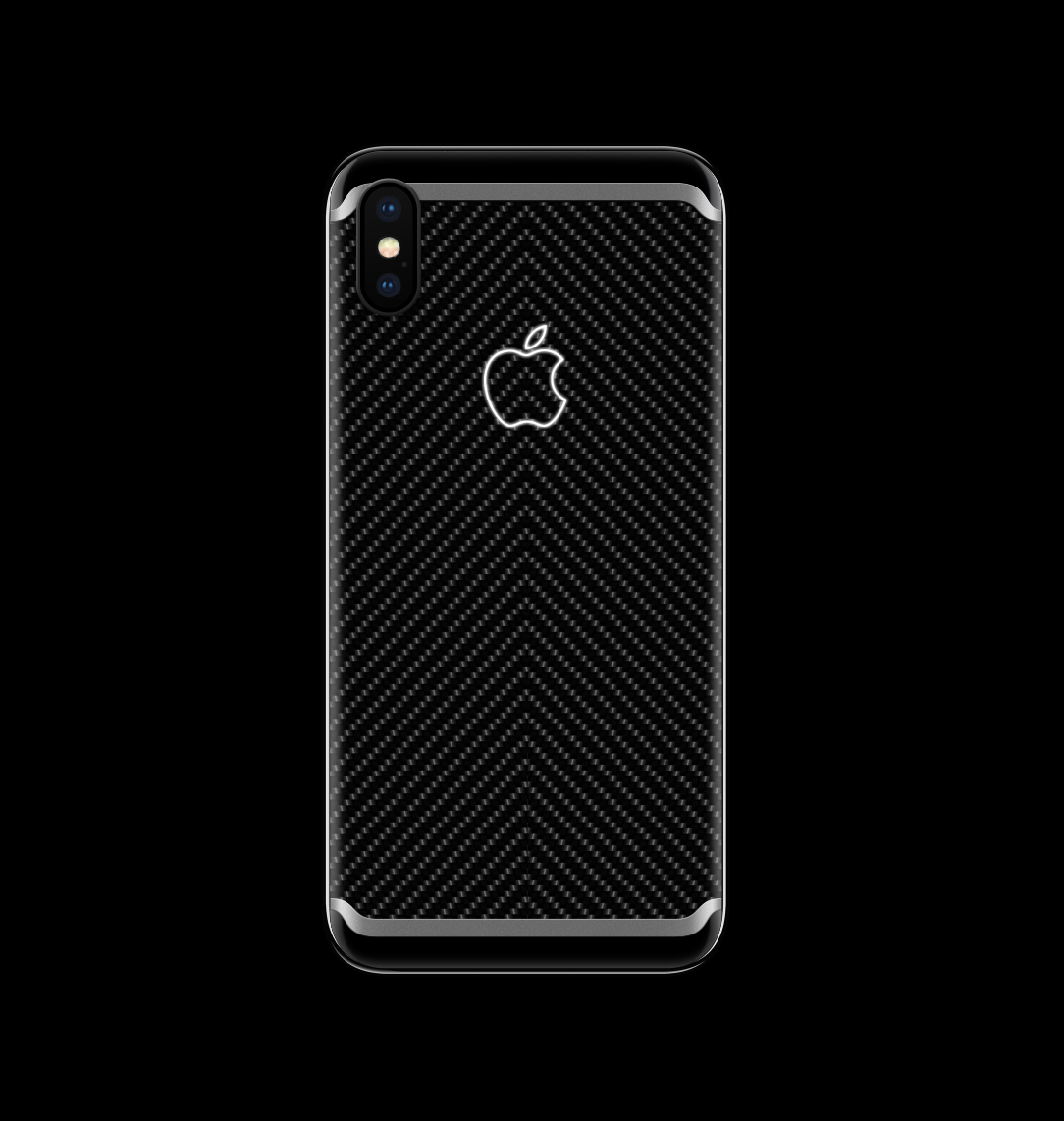 iPhone X Carbon