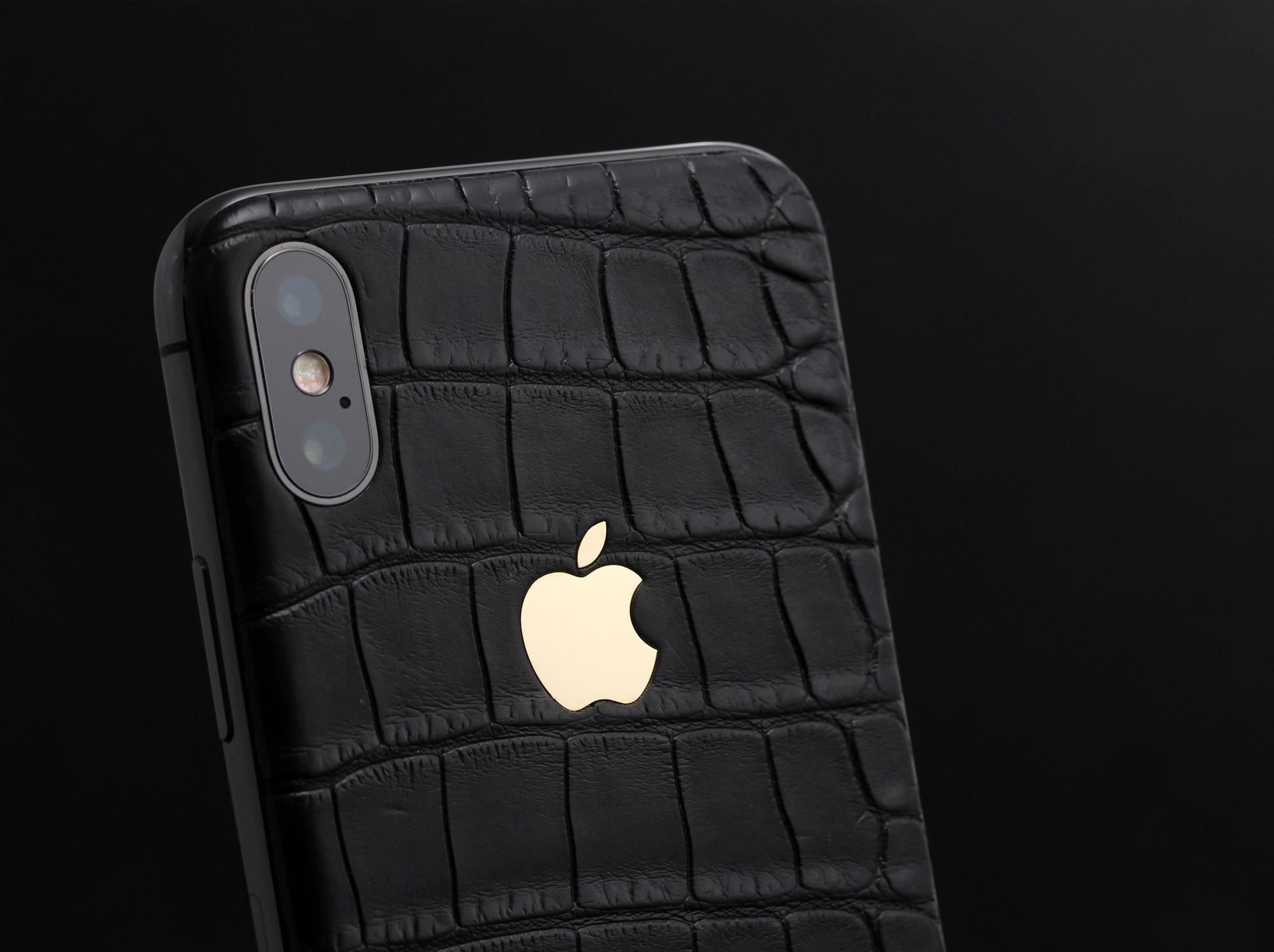 Эксклюзивный iPhone X