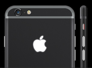 iPhone Ultimate black Glow