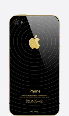 iPhone 4/4s Wave