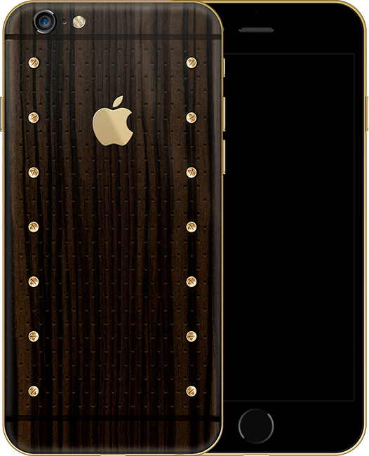 iPhone 6s Gold Power
