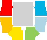 Цвет подсветки логотипа