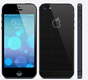 iPhone 5 Black Label