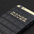 iPhone из кожи крокодила с логотипом Range Rover
