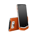 Кожа Vertu Constellation V Orange