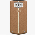 Кожа Vertu Constellation V Cappuccino Monogram