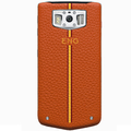 Кожа Vertu Constellation V Orange Monogram