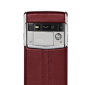 Черная кожа Vertu Signature Touch Claret leather