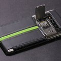 Vertu Signature Touch Custom green