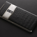 Vertu Constellation 2017 замена кожи, аллигатор