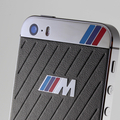Логотип BMW M с эмалью