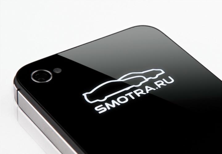 iPhone 4s для Smotra.ru