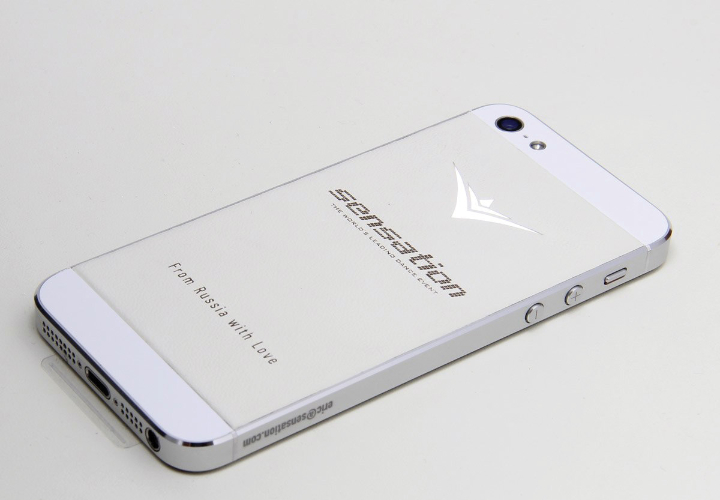 iPhone для Sensation Amsterdam 2013
