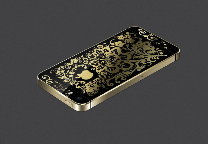 iPhone 5s Origins