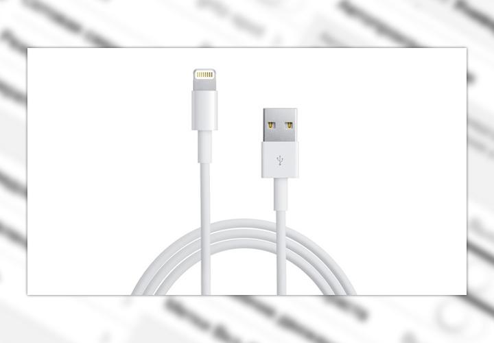 Оригинальный Lightining-кабель и подделка