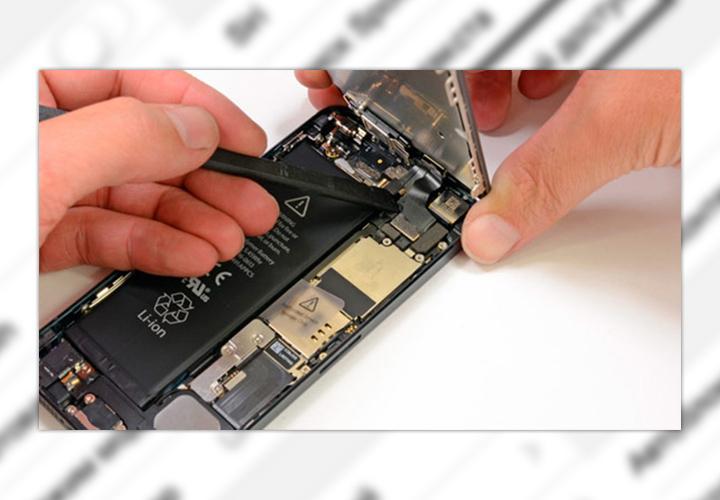 Поломки iPhone 5/5s и их причины