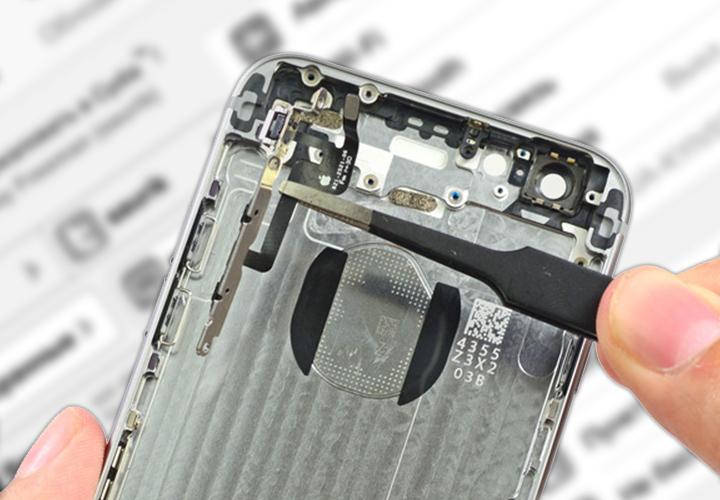 Замена корпуса iPhone 6 и iPhone 6 Plus