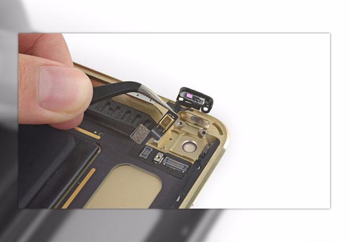 Замена сенсоров освещенности на iPad Air 2