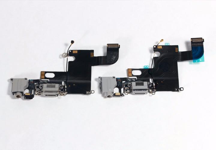 Сравнение оригинальных запчастей для ремонта iPhone с неоригинальными