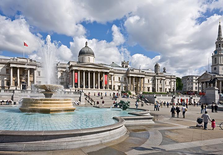 Лондонская национальная галерея в партнерстве с Vertu