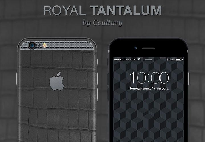iPhone 6s Royal Tantalum — когда исследования увенчиваются успехом