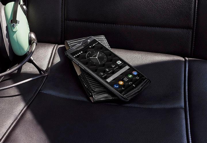 Пять ключевых достоинств Vertu Signature Touch 2015