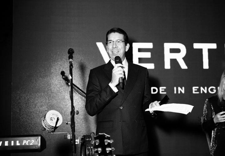 Фотоотчет с открытия первого бутика Vertu в Казахстане