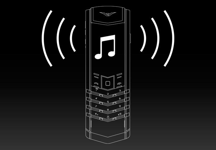 самый громкий рингтон для iphone