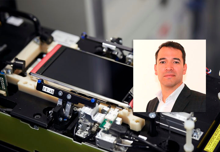 Карлос Гуадамус — руководитель производственной линии Vertu