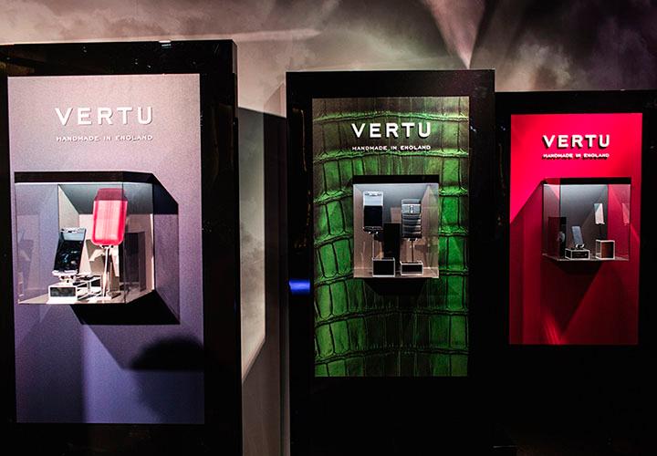 Фотоотчет с презентации Vertu Signature Touch 2015 в Станиславском