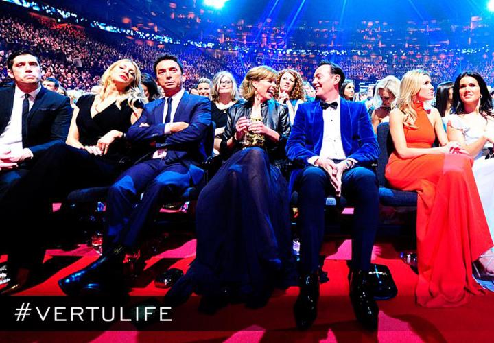 Vertu предлагает посетить National Television Awards