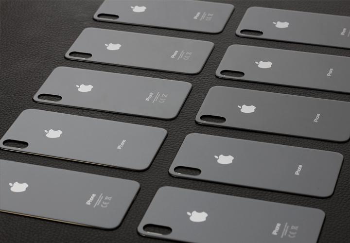 Правильная замена заднего стекла на iPhone X, Xs, Xs Max — 6 000 руб.