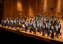 Лондонский симфонический оркестр и Vertu