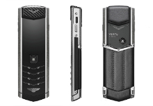 Представлен Vertu Signature S for Bentley