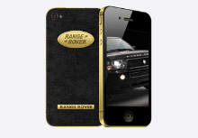 iPhone 4s Range Rover