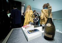 Champagne Nicolas Feuillatte France на превью нового флагмана Vertu