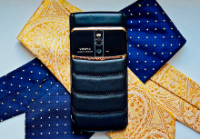11 фактов о новом Vertu Signature Touch 2015 по версии GQ